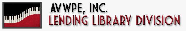 AVWPE, Inc.-Lending Library Division
